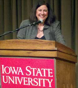 Jane Ramsey Lectures at Iowa State University