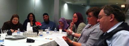 Rabbi-Imam Dialogue [1]