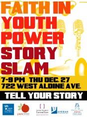 Faith in Youth Power Story Slam