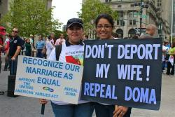 Don't deport my wife image_0
