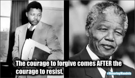 Mandela Courage