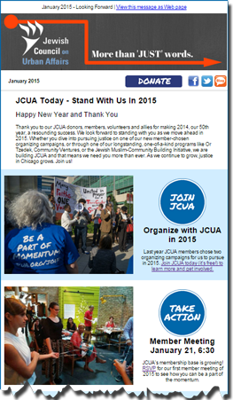 Read the JCUA January 2015 Newsletter here.